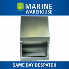 Aluminium Boat Centre Console 1/2 Single  H=600mm X W=400mm X D=300mm  407167