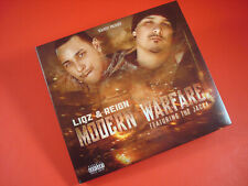 The Jacka, Liqz, Reign: Modern Warfare (NEW SEALED SUPER RARE CD) Lil Rue Berner