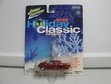 Johnny Lightning 2002 Holiday Classic Ornaments Ford Thunderbird