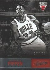 Scottie Pippen #107 Panini Absolute 2012/13 NBA Basketball Card
