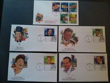 Music, Musicians 29 Cent US First Day Covers (1951-Now)