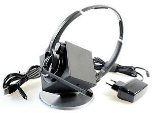 Sennheiser DW Pro 2 DW 30 EU Teams Fritzbox Gigaset GAP BS DW ML USB Binaural