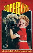 "Weekly Reader SuperMag ""Annie"" Cover  Aileen Quinn 1982 Vol.6 No.11"