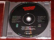 The Rolling Stones: Singles Collection, The London Years CD 1989 Radio Promotion