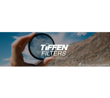 Tiffen 77mm UV C55 protection filter for Canon EF 17-55mm f/2.8 IS USM zoom lens