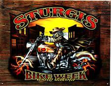 * Sturgis Bikeweek American Biker Deko Schild Poster  867*