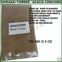HERBAL HAIR LOSS REMEDY SHIKAKAI POWDER FAST HAIR GROWT