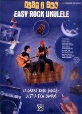 Just for Fun Easy Rock Ukulele Songbook Noten Tab
