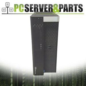 """Dell - Precision T3610 CAD PC 12-Core 2.40GHz E5-2695 v2 16GB 2x 250GB 3.5"""" SATA"""