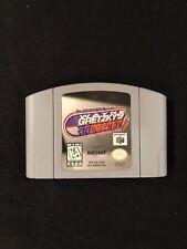 Wayne Gretzky's 3D Hockey Nintendo 64 N64 Cleaned / Tested