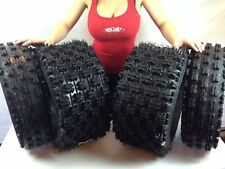 New HONDA TRX 400ex (FULL COMPLETE SET of 4)  22X7-10 20X11-9 Quadboss ATV Tires