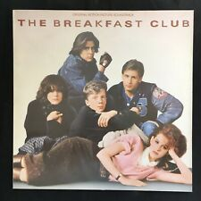 THE BREAKFAST CLUB Soundtrack OST SIMPLE MINDS A&M UK 1985 AMA5045 VINYL LP EX