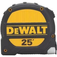 "(16)-DeWalt 25' X 1-1/4"" Wide Blade Premium SAE Tape Measure DWHT33975"