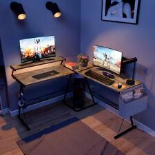 Computertisch Eckschreibtisch Schreibtisch Arbeitstisch Bürotisch L-Form Tisch
