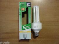 OSRAM DULUX EL Energy Saver Lampada fluorescente neon 23W E27 827 / 41 1500 lm