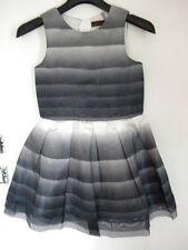Robe grise habillée NEUVE CATIMINI 6 ans