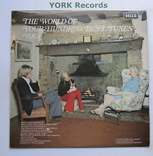 WORLD OF YOUR HUNDRED BEST TUNES VOL 6 - Excellent Con LP Record Decca SPA 316