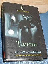 Tempted by P. C. Cast  Hardcover 1st First Edition 9780312567484