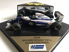 Onyx 202B Williams Renault FW16 / D.Coulthard Formula 1 1994 1:43