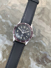 Vintage Caravelle 666 Stainless Steel Diver Watch