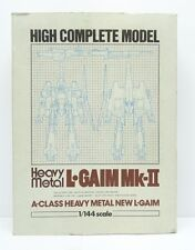 Original High Complete Model A-Class Heavy Metal L-Gaim Mk-II 1/144