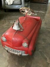 1940's Murray FireChief Peddle Car
