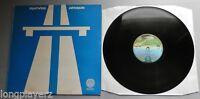 Kraftwerk - Autobahn UK 1974 Vertigo 1st Press Embossed Robor Cover
