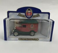 Oxford Diecast Model Members Van Limited edition certificate boxed year 2000 Red
