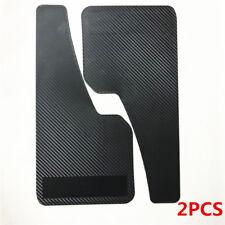 2X Kunststoff Verkleidung Kotflügellappen Spritzlappen Schutzblech für Auto Pkw
