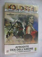 AFRODITE DEA DELL'AMORE - DVD SIGILLATO PAL - MARIO BONNARD - IVO GARRANI