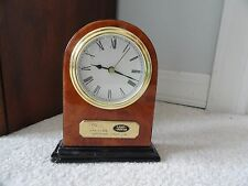 Jaguar Land Rover of Allentown Quartz Clock