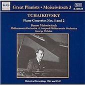Tchaikovsky: Piano Concertos Nos. 1 & 2 [Recorded 1944-5], Philharmonia Orchestr