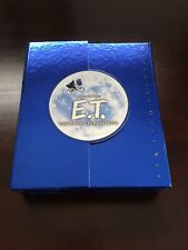 AWESOME AND COMPLETE E.T. ULTIMATE MOVIE COLLECTOR SET