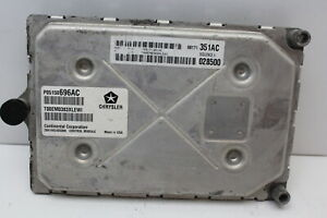 2013 13 Chrysler 300 5.7L P68171351AC Computer Engine Control ECU ECM Module