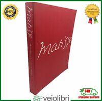 Libro catalogo Mostra di Roma MATISSE la révélation m'est venue de l'OrienT