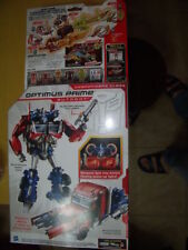 TOMY Optimus Prime Transformers & Robot Action Figures
