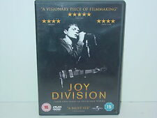 "*****DVD-JOY DIVISION""JOY DIVISION-Their own Story in their own words""-2007*****"