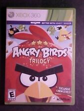 ANGRY BIRDS TRILOGY! XBOX 360!