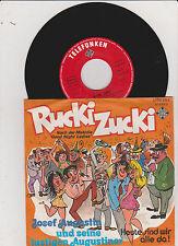 JOSEF AUGUSTIN >> RUCKI ZUCKI // HEUTE SIND WIR ALLE DA