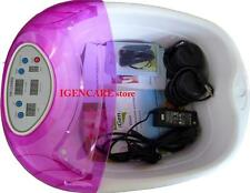 2017 NEW TUB DETOX IONIC ION FOOT BATH CLEANSE SPA