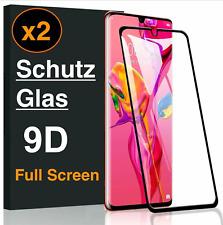 2x 9D Panzerfolie Glas Huawei P30 Lite / Pro New Edition Schutzglas Schutzfolie