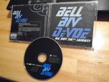 RARE PROMO Bell Biv DeVoe CD single Da Hot Sh** (Aight) r&b New Edition BLAQUE !