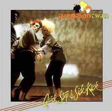 Thompson Twins-Quick Step & Side Kick (LP) (EX +/EX -)