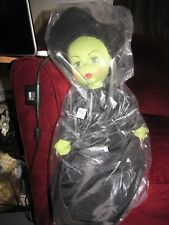 """Madame Alexander 18"""" Wicked Witch of the West Cloth Doll"""