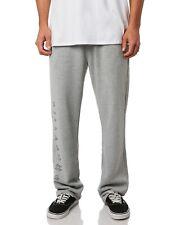 NWT RRP $59.99. Size XL BILLABONG Men/'s Team Black Fleece Track Pants