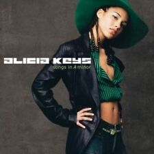 Alicia Keys Songs in a Minor Limited Edition 180g Audiophile EU Vinyl 2lp