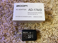 Zoom Ad-17 Usb Ac Power Adapter