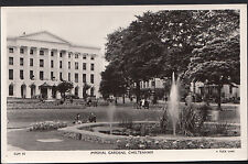 Gloucestershire Postcard - Imperial Gardens, Cheltenham  MB294
