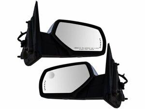 For 2014-2018 GMC Sierra 1500 Door Mirror Set 18375VK 2015 2016 2017 Mirror