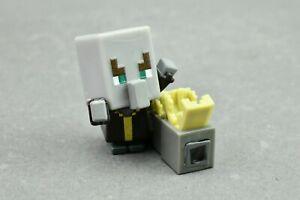 "Minecraft Evoker Attacking Series 13 Screenshot Mini 1"" Mattel Mojang"
